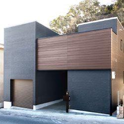 この組み合わせがたまらないんです 白と茶色の家まとめ 外観