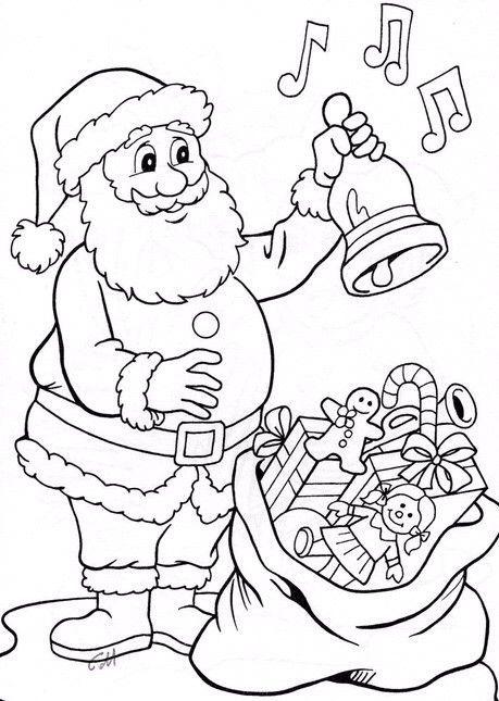 ausmalbild hase weihnachten
