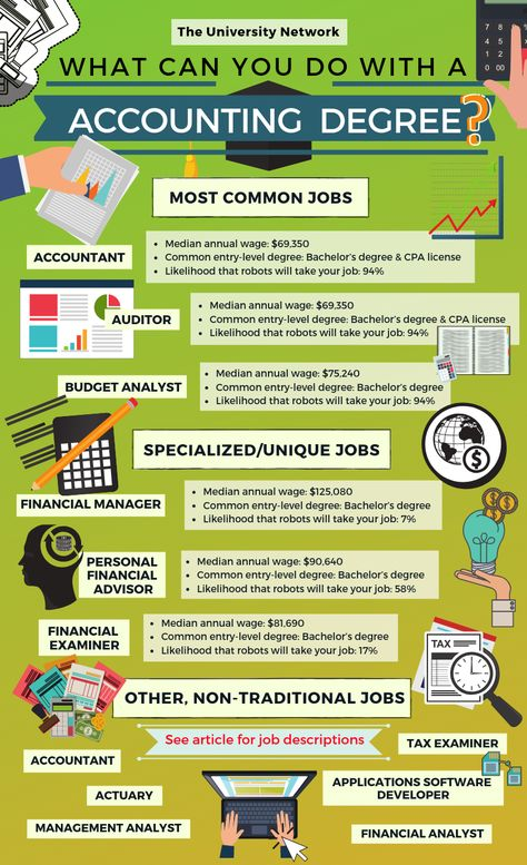 12 Jobs For Accounting Majors
