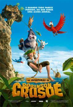 Assistir As Aventuras De Robinson Crusoe Dublado Online No Livre