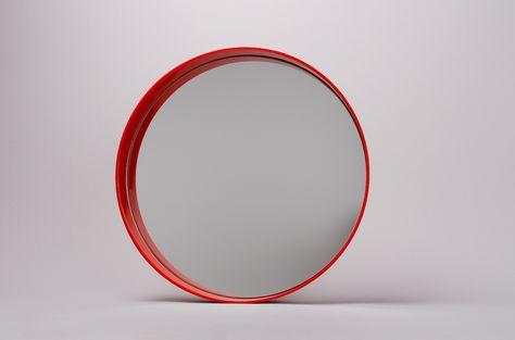 porthole wall mirror - spiegel - patrijspoort - inkomhal - wc - kinderkamer - badkamer - leefruimte