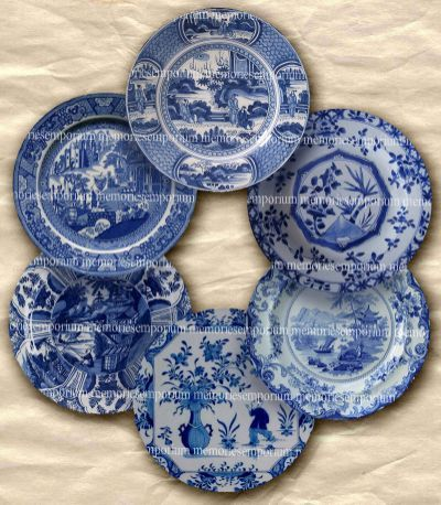 Special Offer On Select Dinnerware Blue And White China Blue