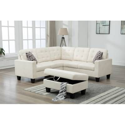 Miraculous Pawnee Sectional With Ottoman Colors Of Furniture Pabps2019 Chair Design Images Pabps2019Com