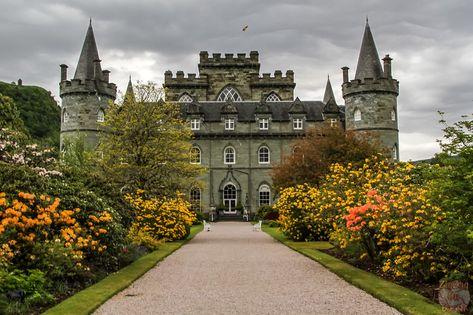 Inveraray Castle Gardens 6