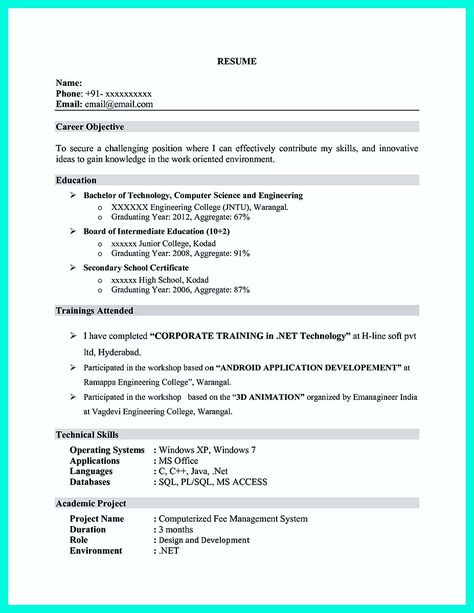 Cool The Perfect Computer Engineering Resume Sample To Get Job Soon Check More At Http Snefci Org The Perfect Comp Engineering Resume Resume Resume Examples