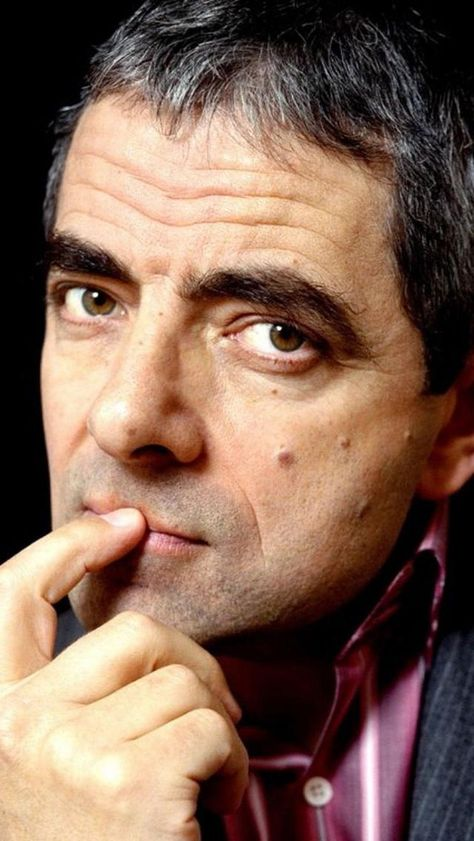 Rowan Atkinson, (a.k.a. Mr. Bean) British, Actor, Comedian, Screenwriter, Humorous, extraordinarily talented in a class by himself with the likes of Red Skelton, Milton Berle, Jerry Lewis and so many others.