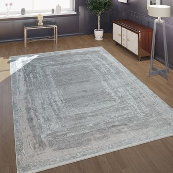 Kurzflor Teppich Marmor Design Grau Gold Teppich Grau Teppich Weisser Teppich