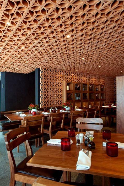 La Nonna Restaurant Design by CheremSerrano - Architecture & Interior Design Ideas and Online Archives