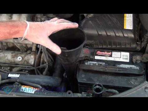 2carpros Youtube Kia Sportage Transmission Fluid Change Sportage