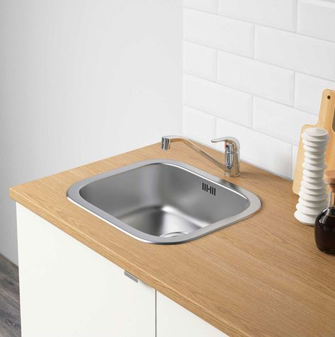 Plan De Travail Avec Evier Pour Cuisine Knoxhult Ikea Tiroir Tiroirs Ikea