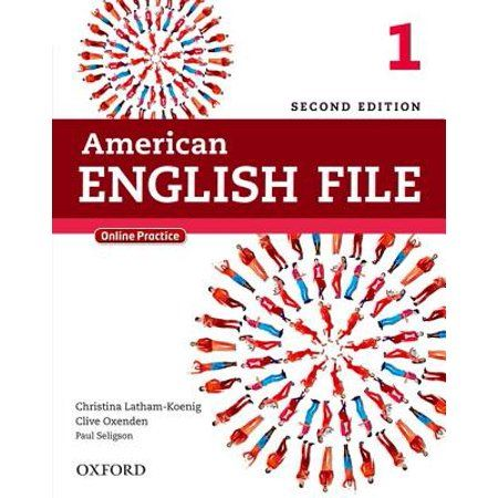 Books English File American English English Course