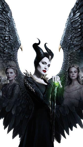 Maleficent 2 Poster 8k Hd Mobile Smartphone And Pc Desktop Laptop Wallpaper 7680x4320 3840x2160 1920x1080 Disney Maleficent Maleficent Maleficent Wings