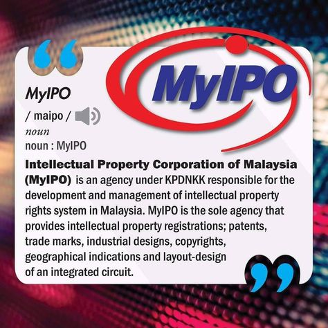 igers You know what's #MyIPO? MyIPO...