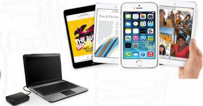 How To Get Photos From Iphone To Hard Drive