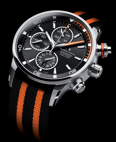 f12e95e35d52f Take 40% discount on selected luxury Maurice Lacroix watches with ...