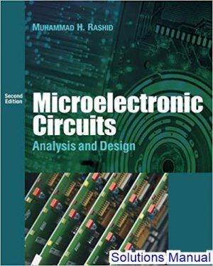 Microelectronic Circuits Analysis And Design 2nd Edition Rashid