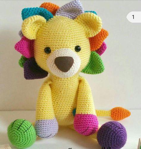 Zorro patrón de ganchillo amigurumi de Little Bear Crochets | 504x474