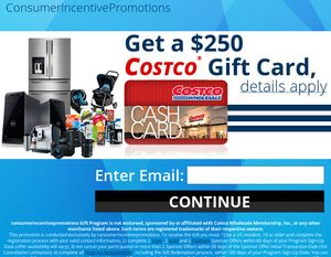 Get a $250 Costco Gift Card | Sweepstakes | Pinterest | Costco