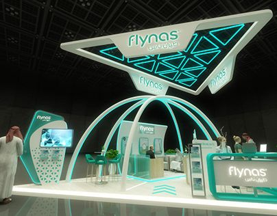 Check Out New Work On My Behance Profile Flynas Http Be Net Gallery 85972919 Flynas Exhibition Stand Design Exhibition Design Booth Design