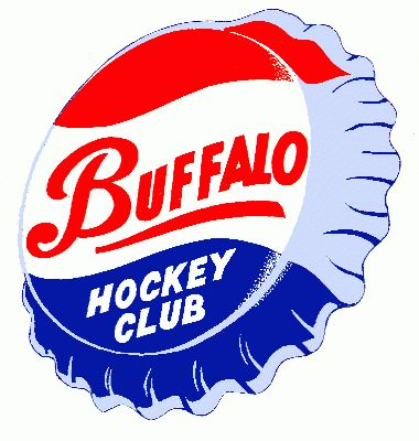 Buffalo Bisons hockey logo in the 60's - Buffalo area Pepsi-Co franchise owner