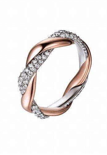 pandora anello amore infinito