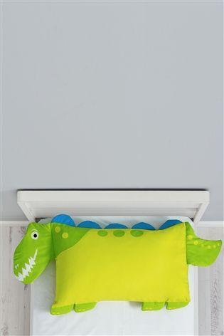 Dinosaur Shaped Pillowcase | Sewing