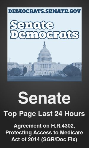 Top Senate Link On TelezkopeCom With A Score Of