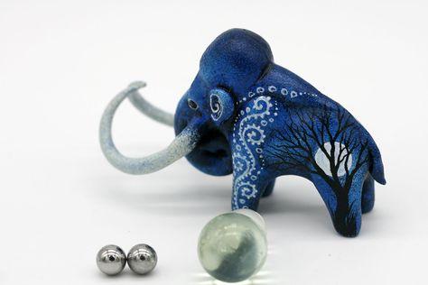 Mammoth Elephant Statue Decor by Evgeny HontorMammoth Elephant Statue Decor by Evgeny Hontor, Paleon
