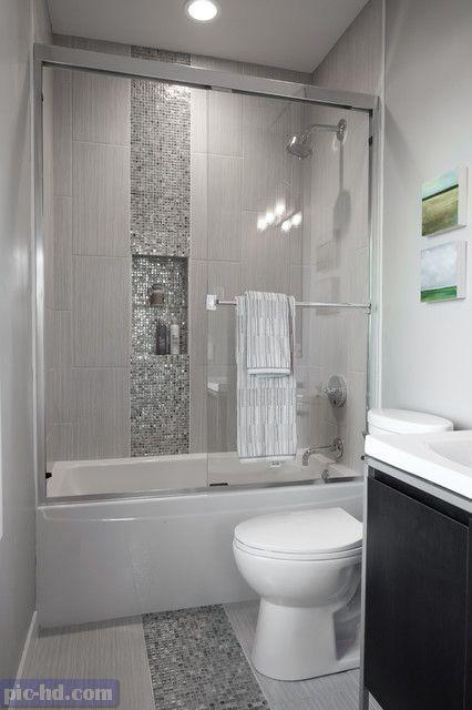 صور ديكورات حمامات مودرن افكار واشكال حمامات صغيرة وكبيرة Check More At Https Pic Hd Com D8 B Small Master Bathroom Bathroom Remodel Master Small Bathroom