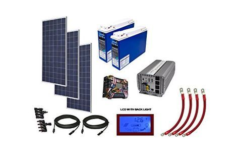 3360 Watt Solar Panel System Complete Kit Diy Check This Awesome Product By Going To The Link At The Image Note It S An Affiliate Link To Solar Panels Solar Panel