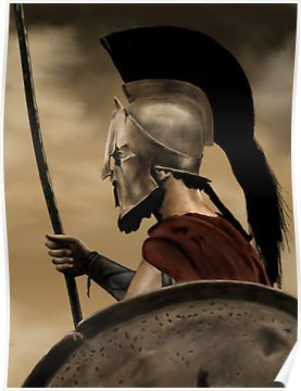 Leonidas by Rapsag