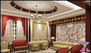 افضل ديكورات جبس اسقف راقيه 2020 Modern Gypsum Board For Walls And Ceilings Decor Interior Design Gypsum Board Interior Design