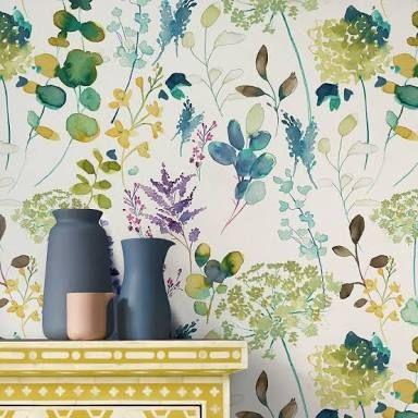 Nz Wallpaper Botanicals Google Search Botanical Wallpaper Vintage Flowers Wallpaper Wallpaper