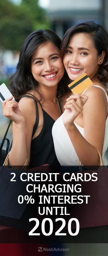 Best 0 Apr Credit Cards For 2020 No Interest Until 2021 Credit Card Interest Best Credit Cards Credit Card Offers