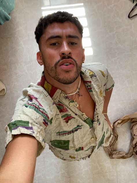 Bad Bunny on the Cover of Rolling Stone: New Albums, Life in Lockdown - Rolling Stone Fitness Workouts, 3d Design, Cosmopolitan, Body Positivity, Babe, Prince Royce, Aesthetic Collage, Poses, Dancing With The Stars