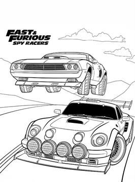 Coloring Pages Fast And Furious Coloring Pages Free And Downloadable Coloring Pages Fast And Furious Fur Real Friends