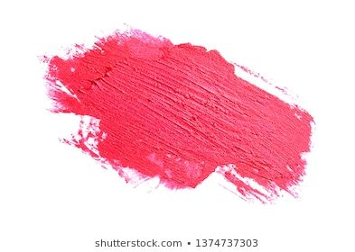 Smear And Texture Of Lipstick Or Acrylic Paint Isolated On White Background Stroke Of Lipgloss Or Liqui Beauty Cosmetics Design Watercolor Splash Png Painting