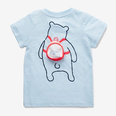 Peace in The World Little Girls Short Sleeve Graphic T-Shirts