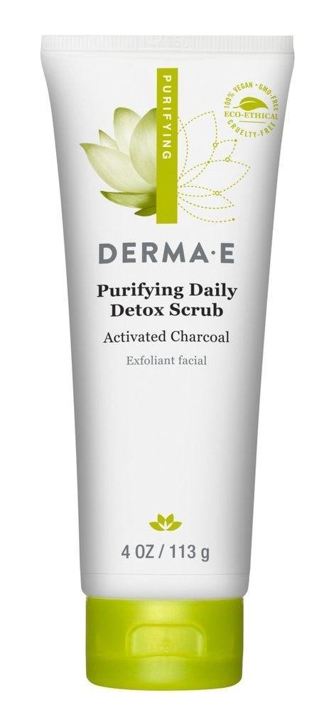 Derma E Purifying Daily Detox Scrub Available Skincarebyalana Com Natural Exfoliant Detox Daily Detox