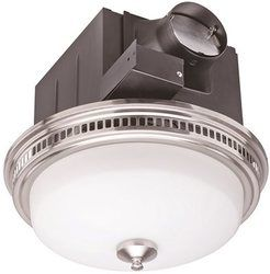 Monument 299651 Exhaust And Ventilation Fan With Light 110cfm Bathroom Fan Light Bathroom Fan Bathroom Exhaust Fan