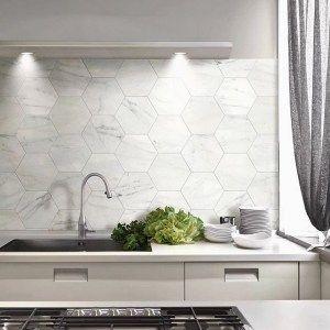 45 Upgrade Your Kitchen With These Amazing Backsplash Ideas 42