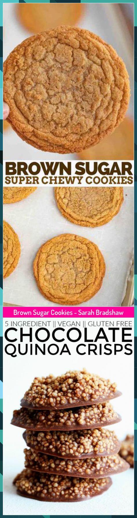 Brown Sugar Cookies - Sarah Bradshaw #Bradshaw #Brown #Cookies #Sarah #Sugar