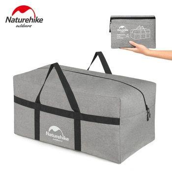 100l Naturehike Ultralight Extra Large Duffle Bag Outdoor Durable Bags Folding Duffel Bag Portable For Men Travel Duffle Bag Women Duffle Bag Travel Duffel Bag