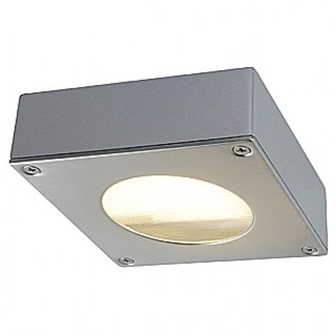 Slv 111482 Quadra 44 Downlight Requires Gx53 Led Lamp Lighting Entrance Lighting Downlights Outdoor Flush Mounts