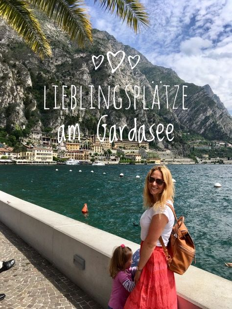 Blogparade: Lieblingsplätze am Gardasee! - LIEBLINGSSPOT