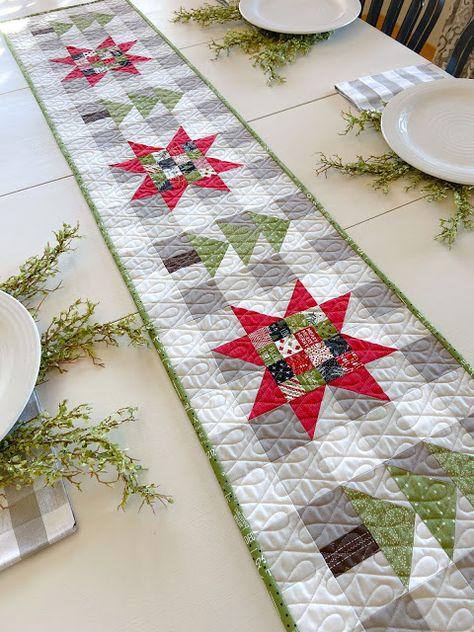 Christmas Sewing, Christmas Crafts, Christmas Decorations, Christmas Trees, Purple Christmas, Coastal Christmas, Scandinavian Christmas, Modern Christmas, Holiday Decorating