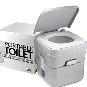 Sports Outdoors In 2020 Portable Toilet Camping Toilet