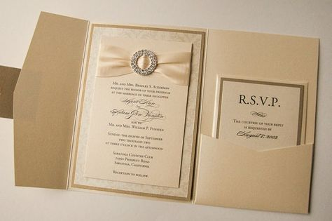 Fancy Wedding Invitations.Pinterest