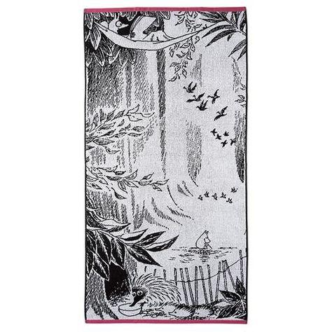 Finlayson Bath Towel Hattifatteners 70x140 cm