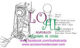 Pin En Manuales Y Datos Técnicos De Máquinas De Coser